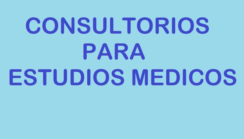 Consultorios para Estudios